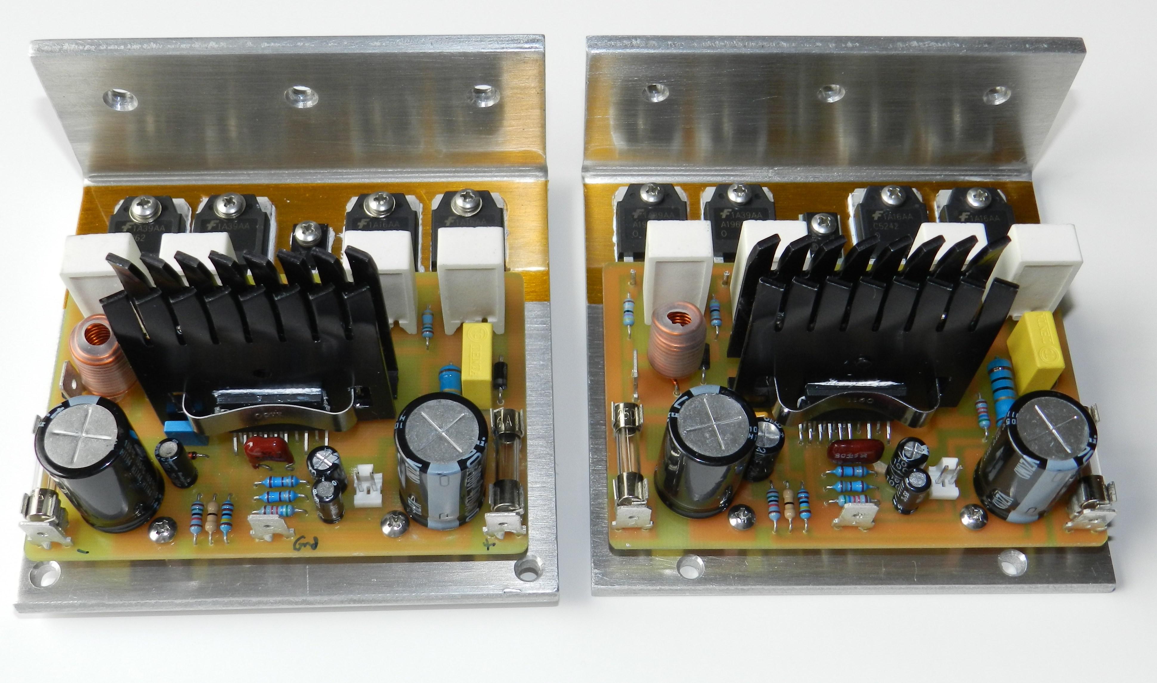 Project 8 Buildaudioamps 400w Audio Amplifier Schema And Layout Dscn4381 2