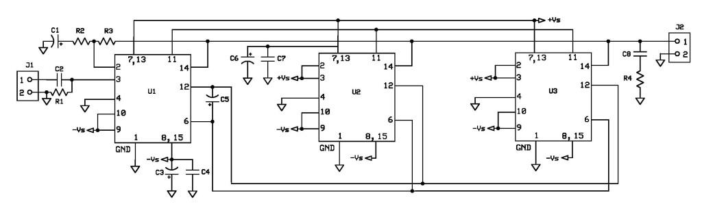 TDA7293 schematic-page-001