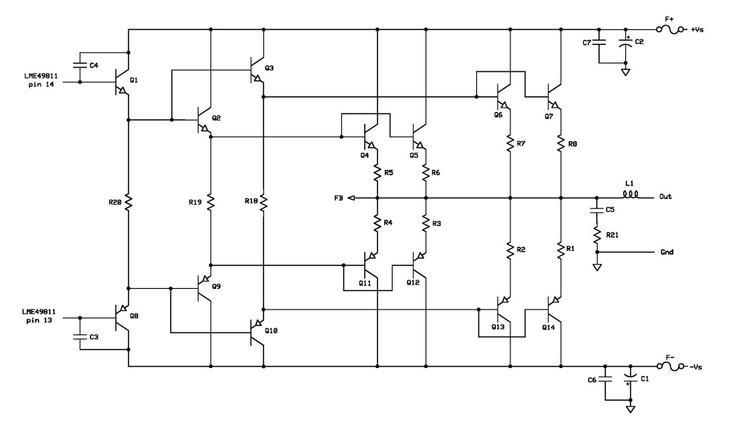 Project14 Output Stage Schematic-page-001