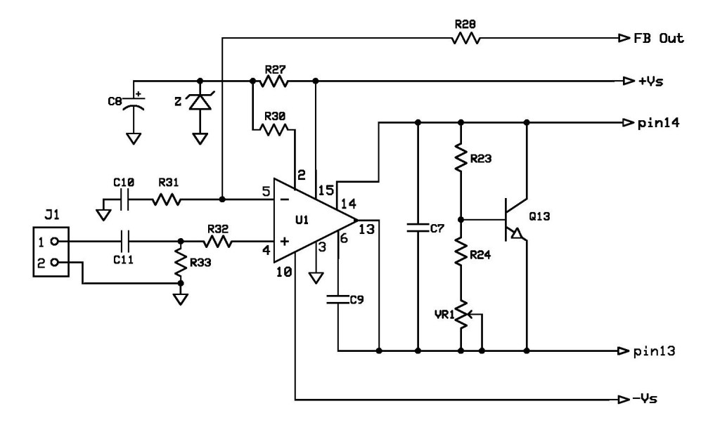 Project15 Input Stage Schematic Rev1-page-001 - Copy