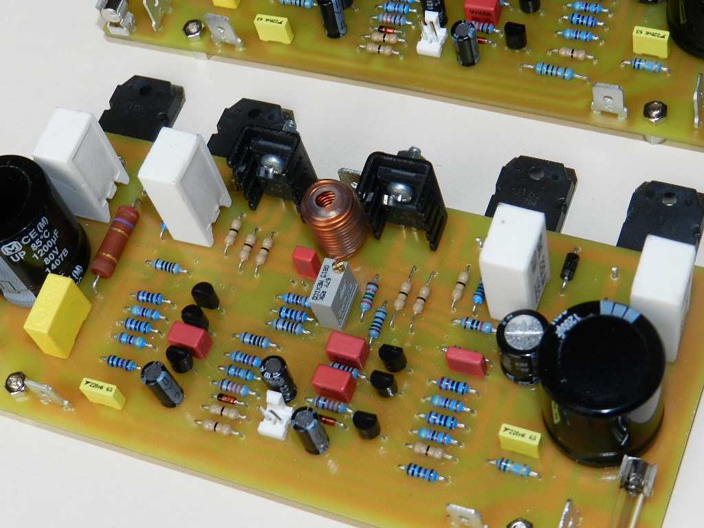 Project 36 Buildaudioamps Audio Power Amplifier Circuit Hd Walls Find Wallpapers Is The Simplest Symmetrical Input Stage Topology That Can Be Built With Relatively Few Components Entire Completely