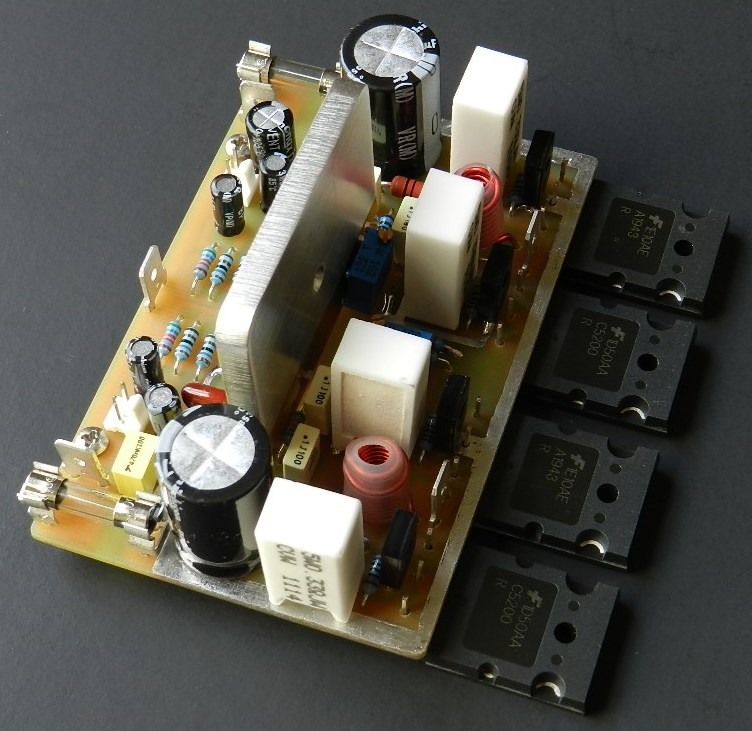 Project 43   BuildAudioAmps