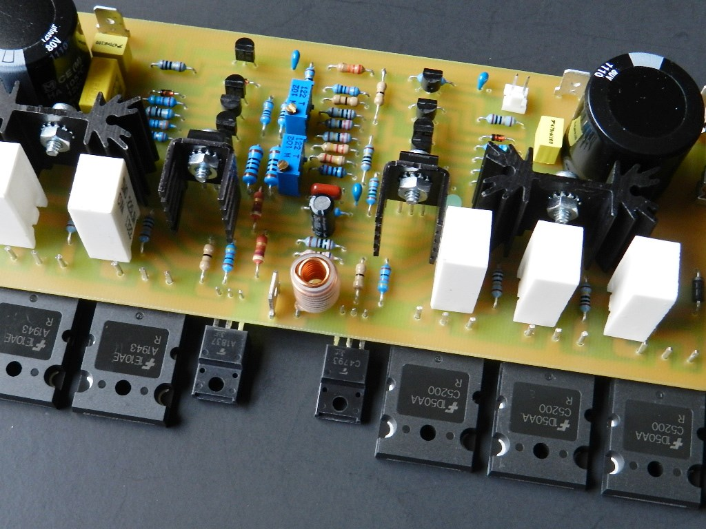 Project 45 Buildaudioamps Class A Designed Symmetrical Audio Preamplifier Features Fully Current Feedback Power Amplifier Cfa Based Amplifiers Have Extraordinary Sonic Qualities That Can Only