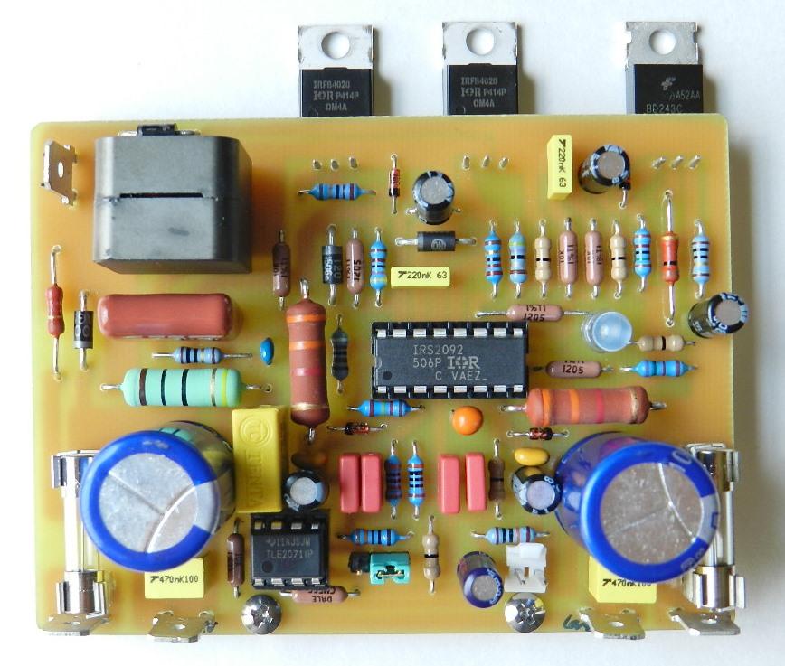 Class D Power Amplifier Project : project 55 buildaudioamps ~ Hamham.info Haus und Dekorationen